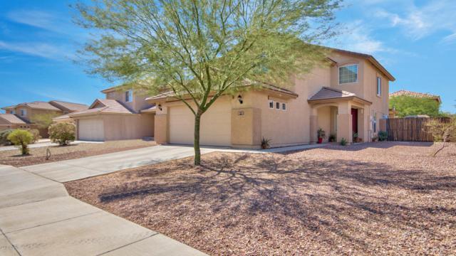 708 S 222ND Lane, Buckeye, AZ 85326 (MLS #5817633) :: Kelly Cook Real Estate Group