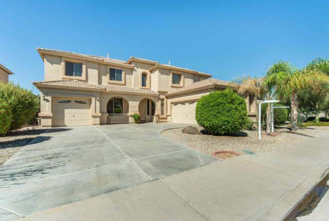 1596 E Carob Drive, Chandler, AZ 85286 (MLS #5817677) :: The Garcia Group @ My Home Group