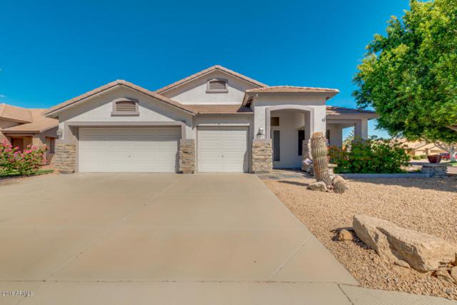 20953 N 79TH Drive, Peoria, AZ 85382 (MLS #5817710) :: The Wehner Group
