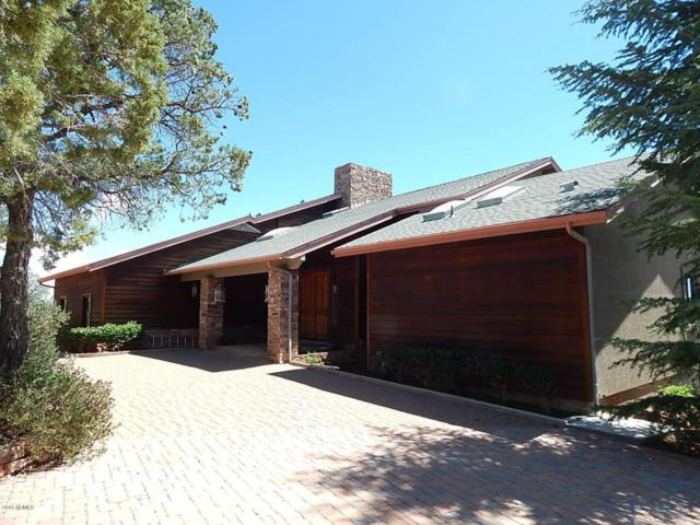 1119 N Alpine Heights Drive, Payson, AZ 85541 (MLS #5817717) :: The Daniel Montez Real Estate Group