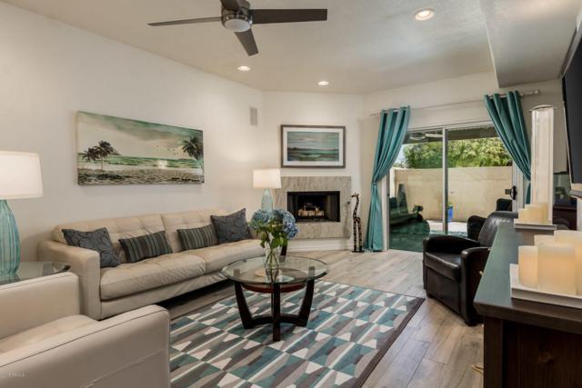 4301 N 21st Street #25, Phoenix, AZ 85016 (MLS #5817795) :: Brett Tanner Home Selling Team