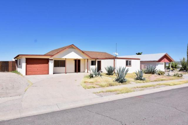 220 W 9TH Street, Ajo, AZ 85321 (MLS #5818016) :: The Daniel Montez Real Estate Group