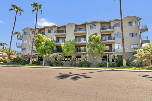 4525 N 22ND Street #206, Phoenix, AZ 85016 (MLS #5818271) :: Brett Tanner Home Selling Team