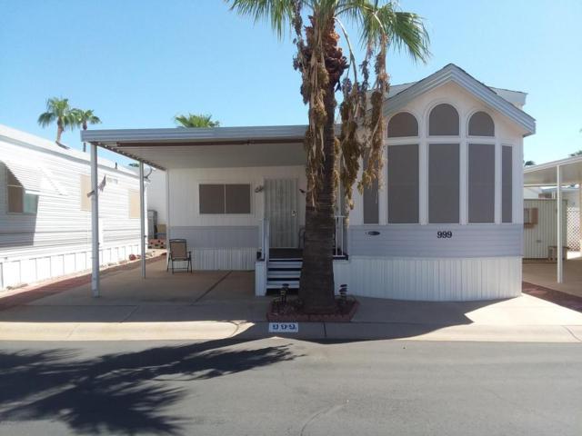 3710 S Goldfield Road #999, Apache Junction, AZ 85119 (MLS #5818319) :: Brett Tanner Home Selling Team