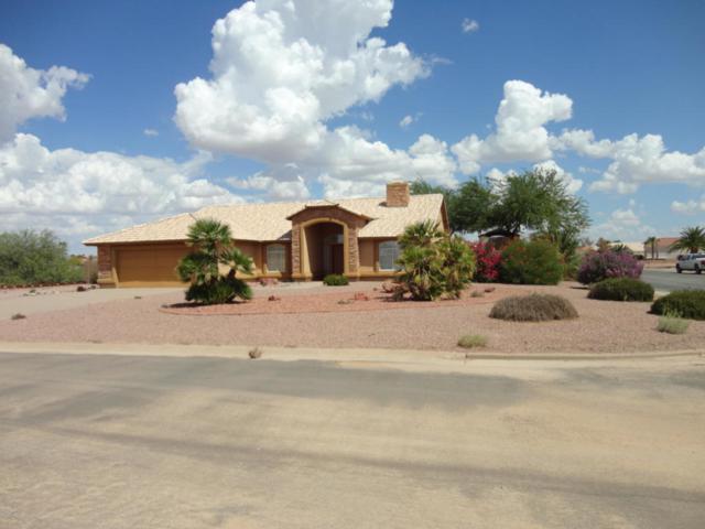 9340 W Wenden Drive, Arizona City, AZ 85123 (MLS #5818515) :: Occasio Realty