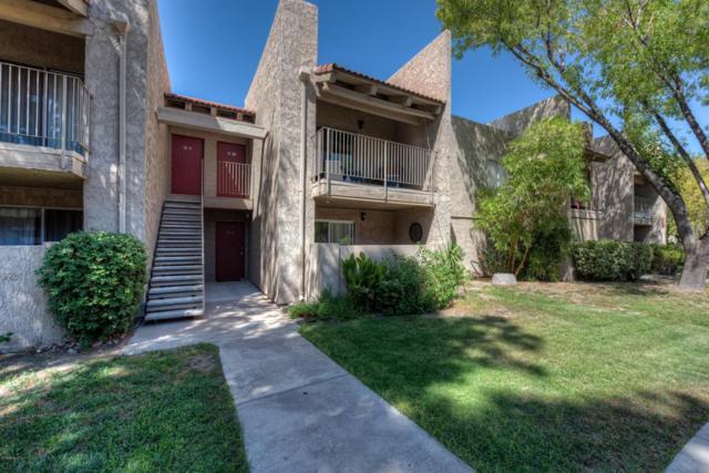 5525 E Thomas Road M4, Phoenix, AZ 85018 (MLS #5818578) :: Brett Tanner Home Selling Team