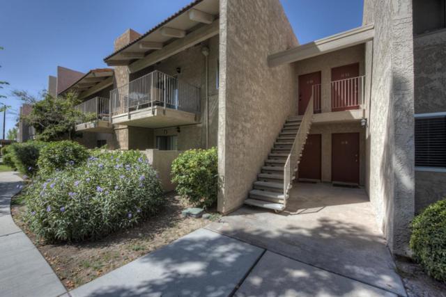 5525 E Thomas Road O11, Phoenix, AZ 85018 (MLS #5818647) :: Brett Tanner Home Selling Team
