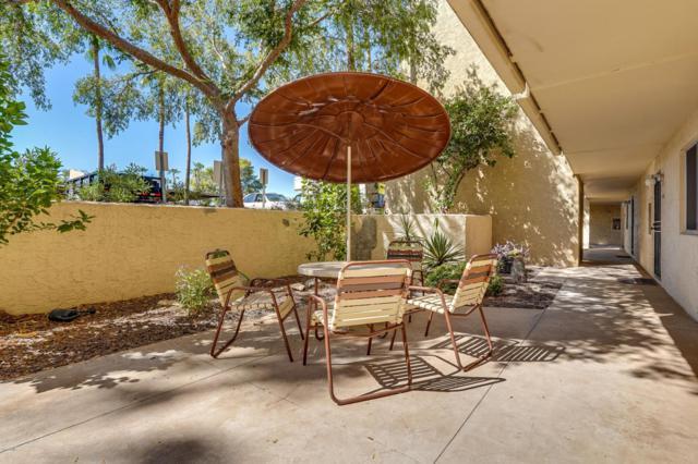 7625 E Camelback Road 133A, Scottsdale, AZ 85251 (MLS #5818829) :: Brett Tanner Home Selling Team