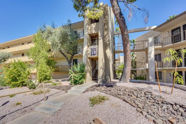 7625 E Camelback Road 237B, Scottsdale, AZ 85251 (MLS #5818830) :: Brett Tanner Home Selling Team