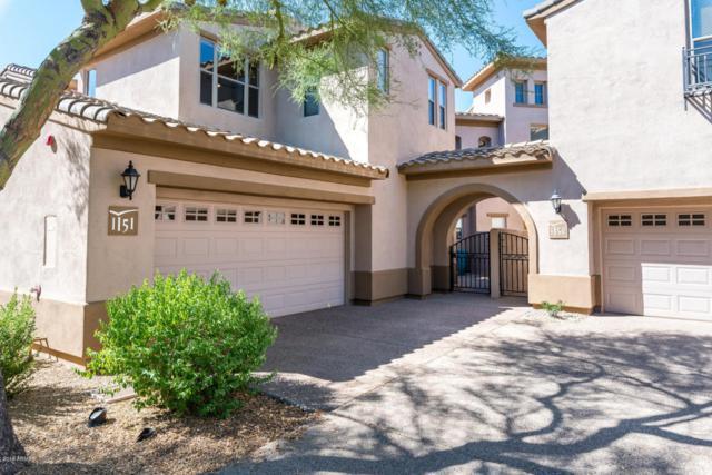 20802 N Grayhawk Drive #1151, Scottsdale, AZ 85255 (MLS #5818867) :: The W Group