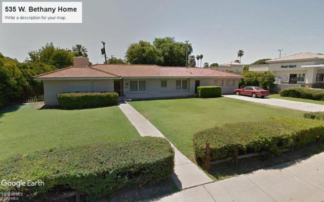535 W Bethany Home Road, Phoenix, AZ 85013 (MLS #5818999) :: Brett Tanner Home Selling Team