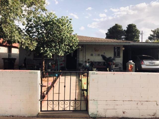 1125 E 5TH Street, Douglas, AZ 85607 (MLS #5819021) :: Occasio Realty