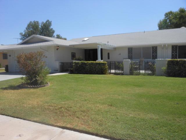 18807 N Concho Circle, Sun City, AZ 85373 (MLS #5819026) :: Conway Real Estate