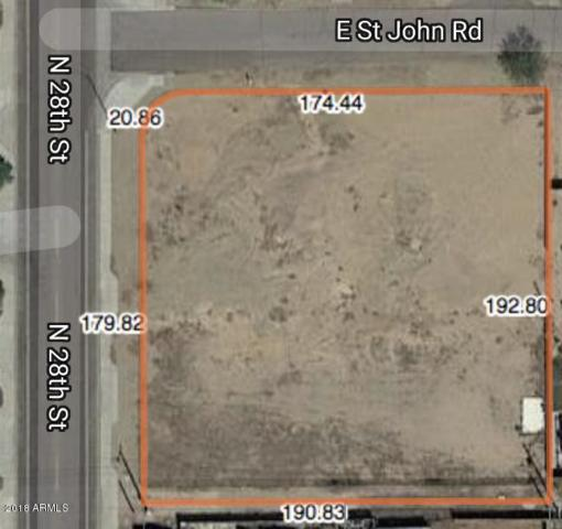 2807 E Saint John Road, Phoenix, AZ 85032 (MLS #5819077) :: The Garcia Group