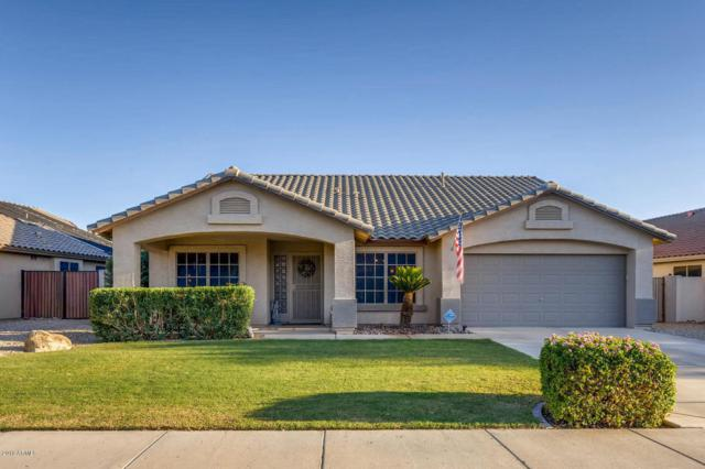 10151 W Ross Avenue, Peoria, AZ 85382 (MLS #5819081) :: Sibbach Team - Realty One Group