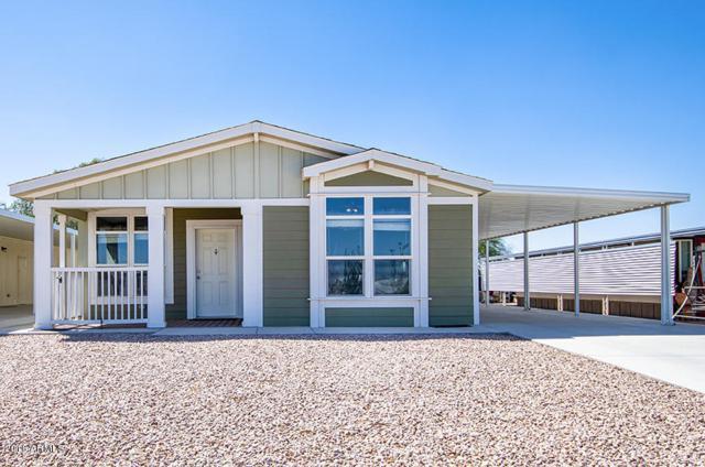 2100 N Trekell Road #299, Casa Grande, AZ 85122 (MLS #5819128) :: The Garcia Group @ My Home Group