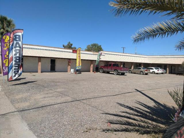 775 N Arizona Boulevard, Coolidge, AZ 85128 (MLS #5819278) :: Yost Realty Group at RE/MAX Casa Grande