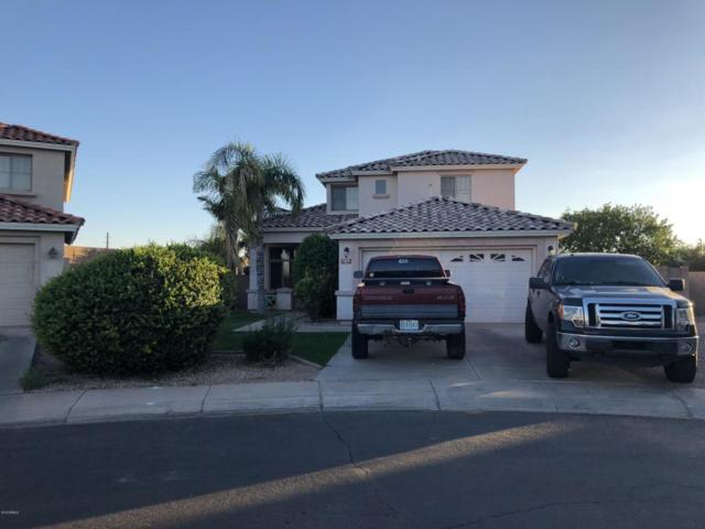 1298 S Parkcrest Court, Gilbert, AZ 85296 (MLS #5819337) :: The Jesse Herfel Real Estate Group