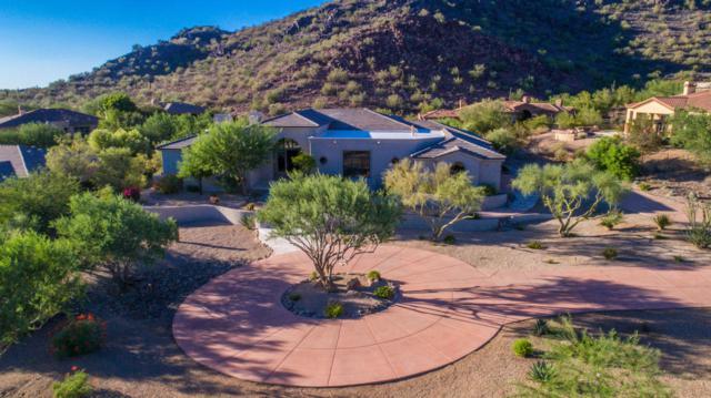 11266 E Paradise Lane, Scottsdale, AZ 85255 (MLS #5819365) :: Occasio Realty
