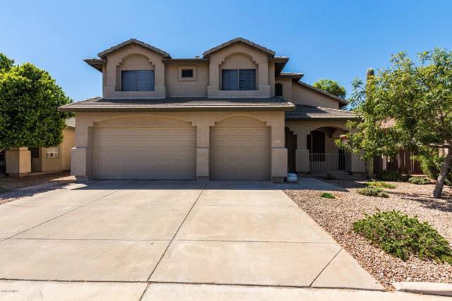 1100 N Cole Drive, Gilbert, AZ 85234 (MLS #5819490) :: Lifestyle Partners Team
