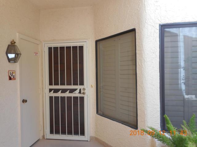 19400 N Westbrook Parkway #125, Peoria, AZ 85382 (MLS #5819505) :: Brett Tanner Home Selling Team