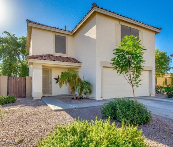 2438 E Gleneagle Drive, Chandler, AZ 85249 (MLS #5819605) :: Kepple Real Estate Group