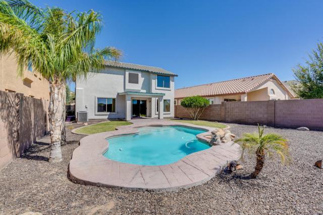 717 E Leslie Avenue, San Tan Valley, AZ 85140 (MLS #5819675) :: Gilbert Arizona Realty