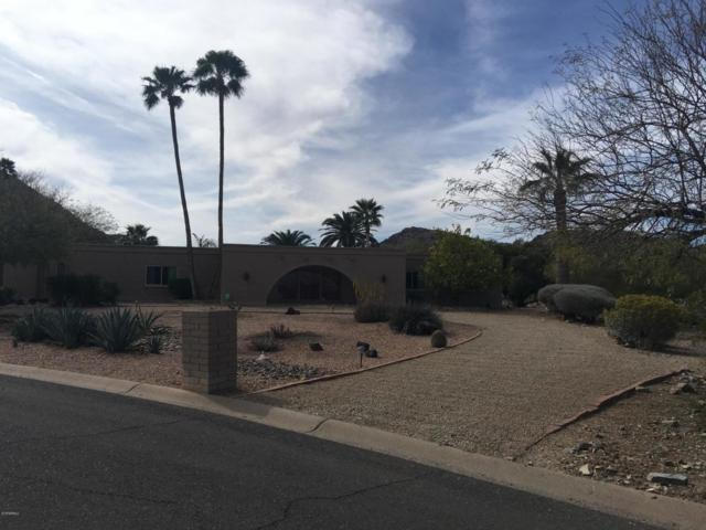 4830 E Orchid Lane, Paradise Valley, AZ 85253 (MLS #5819680) :: The W Group