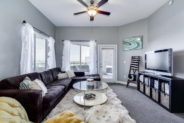 945 E Playa Del Norte Drive #3024, Tempe, AZ 85281 (MLS #5819779) :: Team Wilson Real Estate