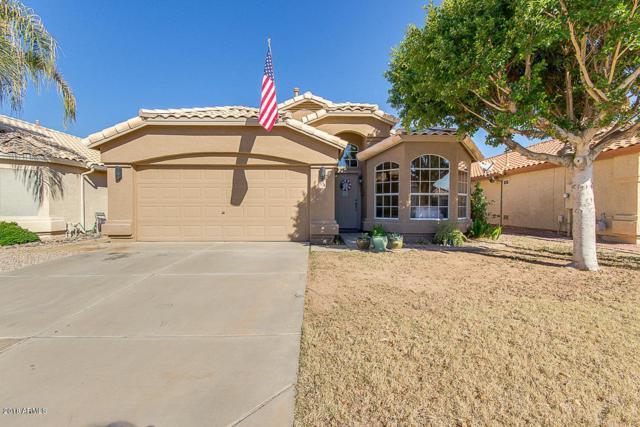 1274 E Sierra Madre Avenue, Gilbert, AZ 85296 (MLS #5819926) :: Arizona 1 Real Estate Team