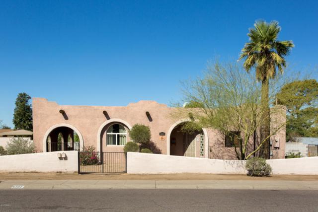 5222 S 5TH Street, Phoenix, AZ 85040 (MLS #5819936) :: Conway Real Estate