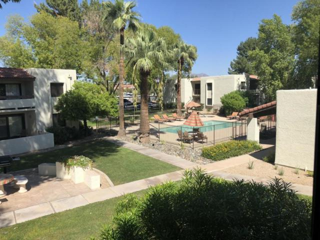 10444 N 69TH Street #218, Paradise Valley, AZ 85253 (MLS #5820084) :: The Wehner Group