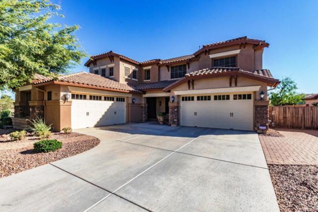 2603 E Donato Drive, Gilbert, AZ 85298 (MLS #5820090) :: Occasio Realty