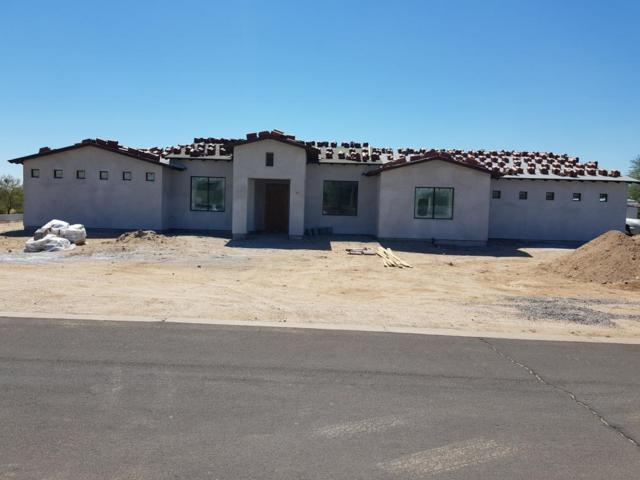8821 E Havasupai Drive, Scottsdale, AZ 85255 (MLS #5820092) :: Occasio Realty