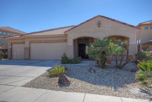 209 N 237TH Avenue, Buckeye, AZ 85396 (MLS #5820164) :: The W Group