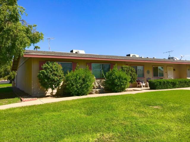 11138 W Emerald Drive, Sun City, AZ 85351 (MLS #5820195) :: Brett Tanner Home Selling Team