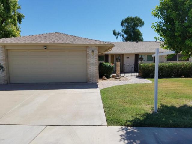9635 N 110TH Avenue, Sun City, AZ 85351 (MLS #5820307) :: The Garcia Group @ My Home Group