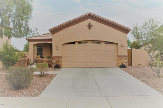 25158 W Parkside Lane, Buckeye, AZ 85326 (MLS #5820320) :: Santizo Realty Group