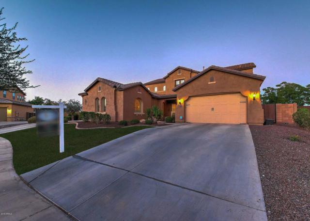 21605 S 187TH Way, Queen Creek, AZ 85142 (MLS #5820344) :: The Pete Dijkstra Team