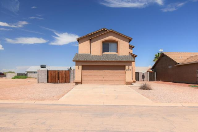 8650 W Concordia Drive, Arizona City, AZ 85123 (MLS #5820387) :: Yost Realty Group at RE/MAX Casa Grande