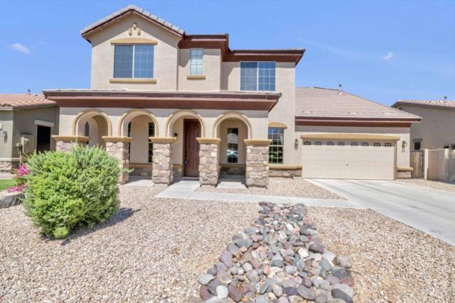 2838 E Fandango Drive, Gilbert, AZ 85298 (MLS #5820409) :: The Jesse Herfel Real Estate Group