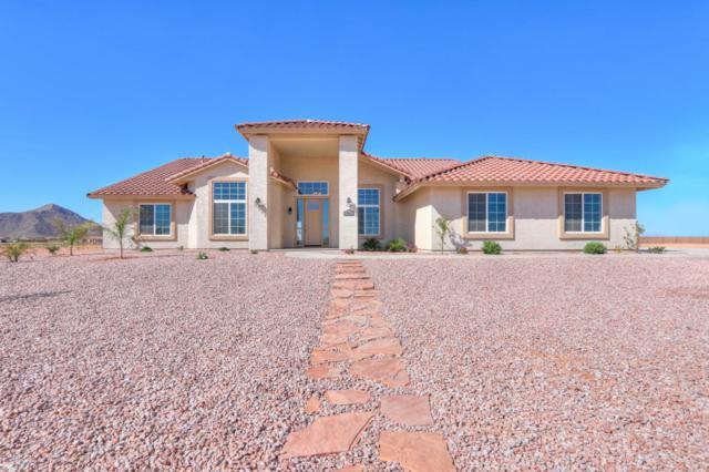 6562 W Appaloosa Trail, Coolidge, AZ 85128 (MLS #5820428) :: Yost Realty Group at RE/MAX Casa Grande