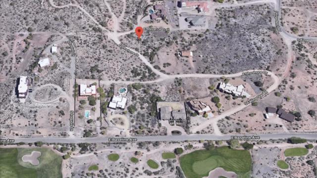 0000 E Shoshone Drive, Gold Canyon, AZ 85118 (MLS #5820463) :: Revelation Real Estate