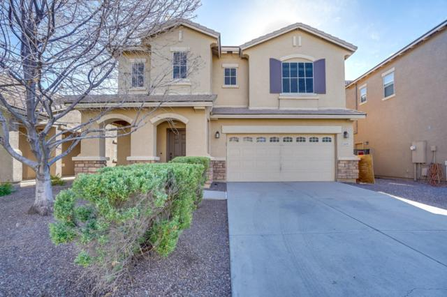 35695 N Zachary Road, Queen Creek, AZ 85142 (MLS #5820468) :: The Jesse Herfel Real Estate Group