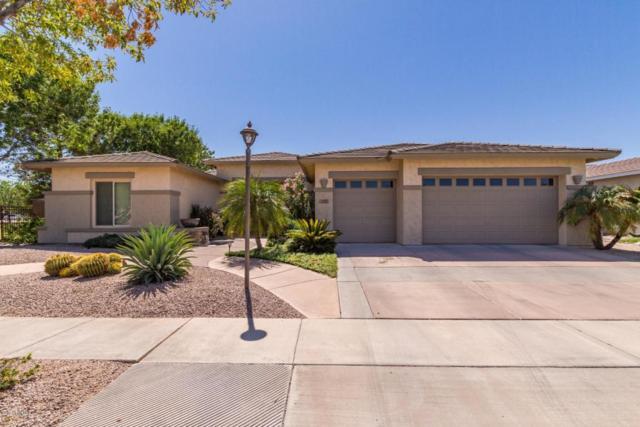 2103 E Bartlett Place, Chandler, AZ 85249 (MLS #5820520) :: Gilbert Arizona Realty