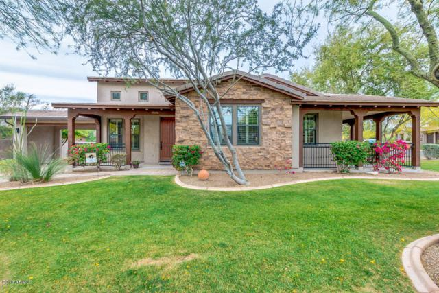 9494 E Ironwood Bend, Scottsdale, AZ 85255 (MLS #5820798) :: Sibbach Team - Realty One Group