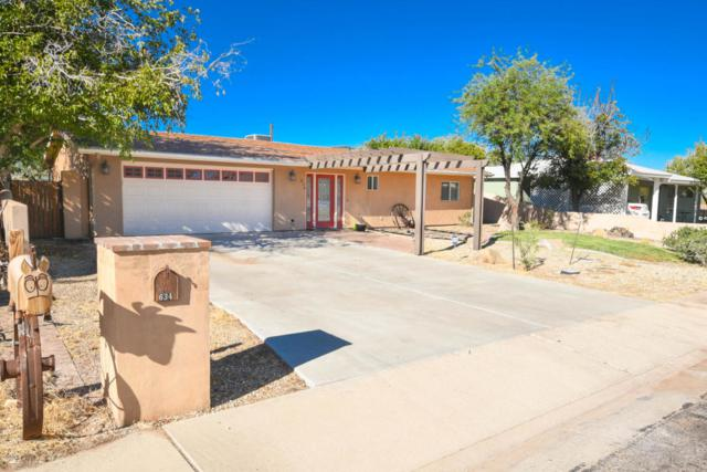 634 W La Golondrina Drive, Wickenburg, AZ 85390 (MLS #5820940) :: Lifestyle Partners Team