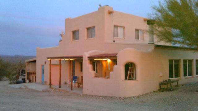 14976 E T P Road, Wikieup, AZ 85360 (MLS #5821129) :: Devor Real Estate Associates