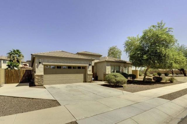1491 S 167TH Drive, Goodyear, AZ 85338 (MLS #5821188) :: The Jesse Herfel Real Estate Group