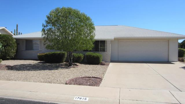 17815 N 135TH Drive, Sun City West, AZ 85375 (MLS #5821198) :: The Daniel Montez Real Estate Group